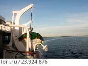 Спасательная шлюпка на корабле. Стоковое фото, фотограф Светлана Булычева / Фотобанк Лори