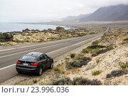 Купить «BMW F26 X4», фото № 23996036, снято 14 ноября 2015 г. (c) Art Konovalov / Фотобанк Лори