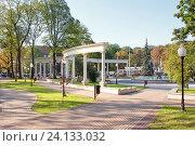 Купить «Севастополь. Городской пейзаж», фото № 24133032, снято 19 сентября 2008 г. (c) Parmenov Pavel / Фотобанк Лори