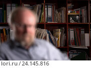 Berlin, Germany, Wolfgang Thierse, SPD, former Bundestag president (2016 год). Редакционное фото, агентство Caro Photoagency / Фотобанк Лори
