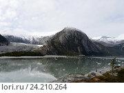 Фьорд ледника Пиа. Огненная Земля (2014 год). Редакционное фото, фотограф Free Wind / Фотобанк Лори