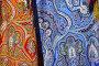 Шали и павловопосадские платки, эксклюзивное фото № 24231544, снято 31 августа 2016 г. (c) lana1501 / Фотобанк Лори