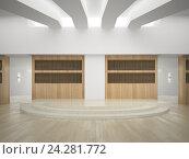 Купить «3D-рендеринг современного концертного зала», иллюстрация № 24281772 (c) Hemul / Фотобанк Лори