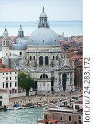 Купить «Базилика Святой Марии», фото № 24283172, снято 27 апреля 2014 г. (c) Виталий Батанов / Фотобанк Лори