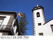 Купить «Island Madeira, Funchal, church, Ingreja de Sao Pedro», фото № 24345700, снято 23 марта 2012 г. (c) mauritius images / Фотобанк Лори