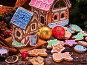 Village of gingerbread houses., фото № 24365432, снято 5 декабря 2016 г. (c) Gennadiy Poznyakov / Фотобанк Лори