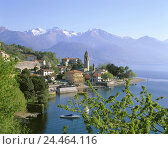 Купить «Italy, Lombardy, Lake Como, San Vito, local view, church, Europe, Northern Italy, mountain landscape, mountains, mountains, Lago Tu Como, prealpine lake...», фото № 24464116, снято 25 октября 2005 г. (c) mauritius images / Фотобанк Лори