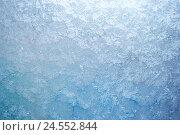 Купить «Texture of frost», фото № 24552844, снято 8 декабря 2016 г. (c) Типляшина Евгения / Фотобанк Лори