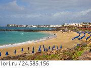 Купить «Spain, Canary Islands, Lanzarote, Playa Blanca,», фото № 24585156, снято 21 сентября 2018 г. (c) mauritius images / Фотобанк Лори