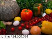 Овощи. Стоковое фото, фотограф Галина Голубь / Фотобанк Лори