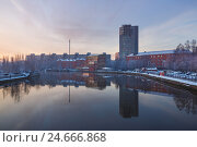 Купить «Город Калининград, Россия», фото № 24666868, снято 4 декабря 2016 г. (c) Константин Тронин / Фотобанк Лори