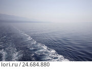 Купить «Europe, Croatia, Dalmatia, Adriatic, the Mediterranean Sea, navigation, wake,», фото № 24684880, снято 21 августа 2018 г. (c) mauritius images / Фотобанк Лори