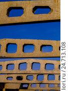 Купить «Несущие балки», фото № 24713108, снято 25 марта 2015 г. (c) Хайрятдинов Ринат / Фотобанк Лори