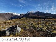 Козельский вулкан на Камчатке, фото № 24733180, снято 10 сентября 2016 г. (c) А. А. Пирагис / Фотобанк Лори