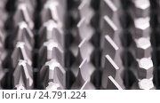 Купить «Set of bits in toolbox», видеоролик № 24791224, снято 29 декабря 2009 г. (c) Куликов Константин / Фотобанк Лори