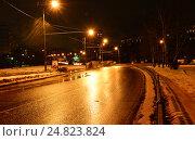 Уссурийская улица. Район Гольяново. Москва (2017 год). Стоковое фото, фотограф lana1501 / Фотобанк Лори