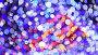 Абстрактный фон из двигающихся размытых разноцветных огней гирлянды, видеоролик № 24828396, снято 4 января 2017 г. (c) Иванов Алексей / Фотобанк Лори