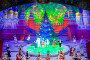 Кремлевская новогодняя Елка, эксклюзивное фото № 24833144, снято 5 января 2017 г. (c) Михаил Ворожцов / Фотобанк Лори