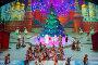 Кремлевская новогодняя Елка, эксклюзивное фото № 24833196, снято 5 января 2017 г. (c) Михаил Ворожцов / Фотобанк Лори
