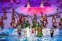 Кремлевская Новогодняя Елка, эксклюзивное фото № 24833244, снято 5 января 2017 г. (c) Михаил Ворожцов / Фотобанк Лори