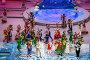 Кремлевская Новогодняя Елка, эксклюзивное фото № 24833252, снято 5 января 2017 г. (c) Михаил Ворожцов / Фотобанк Лори