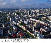 Аэросъемка Екатеринбурга (2015 год). Редакционное фото, фотограф Антон Федорченко / Фотобанк Лори