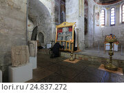 Купить «Молитва», эксклюзивное фото № 24837272, снято 6 января 2017 г. (c) Яна Королёва / Фотобанк Лори