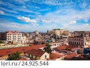Купить «Old Havana», фото № 24925544, снято 7 июня 2011 г. (c) Андрей Армягов / Фотобанк Лори
