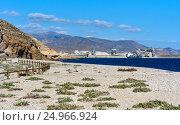 Playa de Los Muertos. Spain (2016 год). Стоковое фото, фотограф Alexander Tihonovs / Фотобанк Лори