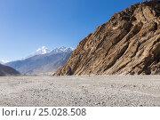 Kali Gandaki river valley (2016 год). Стоковое фото, фотограф Михаил Пряхин / Фотобанк Лори