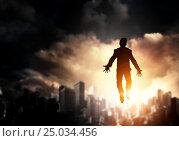 Купить «Active life position . Mixed media», фото № 25034456, снято 12 марта 2014 г. (c) Sergey Nivens / Фотобанк Лори