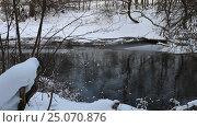 Купить «Время года зима», видеоролик № 25070876, снято 3 февраля 2017 г. (c) Яна Королёва / Фотобанк Лори