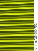 Купить «Текстура. Рельефная металлическая поверхность зеленого цвета разных оттенков с симметричными горизонтальными полосками», эксклюзивное фото № 25080752, снято 5 февраля 2017 г. (c) lana1501 / Фотобанк Лори