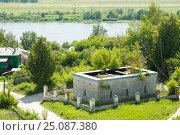 Купить «Касимов. Мавзолей Али-хана», фото № 25087380, снято 21 июня 2012 г. (c) Бурмистрова Ирина / Фотобанк Лори