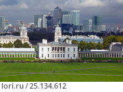 Купить «Landscape of Canary Wharf and Central London from Greenwich Park, London, England, UK, September 2015.», фото № 25134612, снято 26 мая 2018 г. (c) Nature Picture Library / Фотобанк Лори