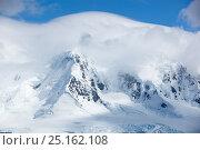 Купить «Snow covered mountains, Port Lockroy, Antarctica, January.», фото № 25162108, снято 14 августа 2018 г. (c) Nature Picture Library / Фотобанк Лори