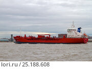 Купить «Tanker Rystraum mid-river, Liverpool, Merseyside, England, UK. March 2014. All non-editorial uses must be cleared individually.», фото № 25188608, снято 17 августа 2018 г. (c) Nature Picture Library / Фотобанк Лори