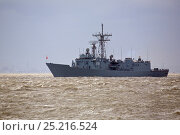 Купить «ORP General Tadeusz Kosciuszko arrives in Liverpool to be present in Liverpool for the Battle of the Atlantic 70th Anniversary commemoration (BOA 70) Liverpool...», фото № 25216524, снято 22 мая 2018 г. (c) Nature Picture Library / Фотобанк Лори