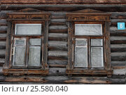 Wooden Windows (2017 год). Стоковое фото, фотограф Ivan / Фотобанк Лори