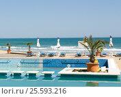 Купить «Saint Constantine and Helena resort, Bulgaria», фото № 25593216, снято 10 апреля 2015 г. (c) ИВА Афонская / Фотобанк Лори