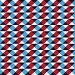 Бесшовный геометрический фон, иллюстрация № 25606084 (c) Евгения Малахова / Фотобанк Лори