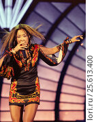 Купить «Анита Цой», эксклюзивное фото № 25613400, снято 19 января 2019 г. (c) Михаил Ворожцов / Фотобанк Лори