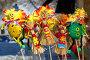 Сувениры на празднике Масленицы, фото № 25622044, снято 26 февраля 2017 г. (c) Елена Коромыслова / Фотобанк Лори