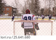 Хоккей игра на победу (2017 год). Редакционное фото, фотограф Ivan / Фотобанк Лори