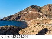 Cabo de Gata-Nijar Natural Park, south-eastern corner of Spain (2016 год). Стоковое фото, фотограф Alexander Tihonovs / Фотобанк Лори