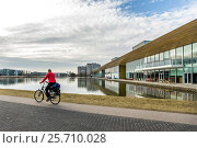 The High Tech Campus in Eindhoven, the Netherlands. Стоковое фото, фотограф Hanneke Wetzer / age Fotostock / Фотобанк Лори
