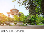 Potruguese summerhouse. Стоковое фото, фотограф Юрий Губин / Фотобанк Лори