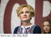 Купить «Ирина Яровая», фото № 25762424, снято 29 марта 2015 г. (c) AK Imaging / Фотобанк Лори