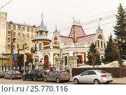 Купить «Самарский музей «Детская картинная галерея»», фото № 25770116, снято 9 марта 2017 г. (c) Акиньшин Владимир / Фотобанк Лори