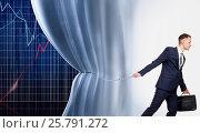 Купить «Презентация возможностей», фото № 25791272, снято 11 мая 2016 г. (c) Владимир Мельников / Фотобанк Лори